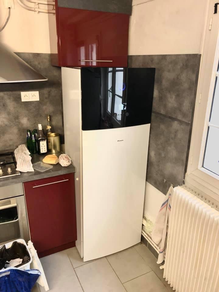 pompe à chaleur, sanitaire, Bayonne